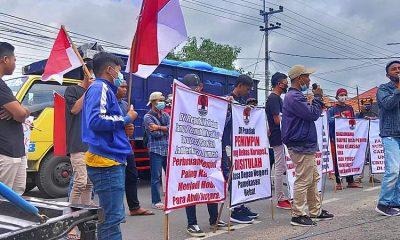 Dugaan Korupsi Mobil Sigap, Jaka Jatim Lurug Kejari dan Minta Tidak Main Mata Dengan Bupati